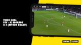 VIDEO GOAL: PSV - AS Monaco 0-1 (Myron Boadu)