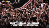 Ajax laat supporters in de stemming komen met heerlijke opwarmer voor Besiktas-thuis
