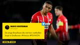 """PSV-supporters eensgezind over Vinícius: """"Wat is hij een dramatische spits"""""""