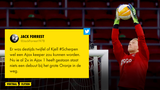 Social Media: Ajax-fans wijzen uitblinker aan: 'Scherpen brengen geluk'