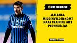 LOL! Atalanta-middenvelder Pessina komt naar training met Pornhub-tas (throwback)