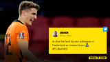 SOCIAL MEDIA: Oranje-fans reageren op basisplek Til: 'Leuk bij een suptopper'