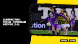 Samenvatting: Vitesse - Tottenham Hotspur (1-0)