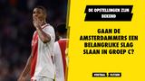 De opstellingen zijn binnen: wint Ajax van Borussia Dortmund?