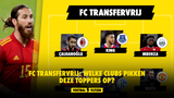 FC Transfervrij: Welke clubs pikken deze toppers op?