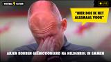 """KIPPENVELVIDEO: Geëmotioneerde Arjen Robben na heldenrol in Emmen: """"Hier doe ik het allemaal voor"""""""