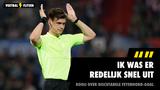 """Kooij over discutabele Feyenoord-goal: """"Ik was er redelijk snel uit"""""""