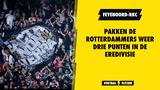 Voorbeschouwing Feyenoord-RKC: vorm, verwachtingen en vermoedelijke opstellingen!