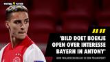 'BILD doet boekje open over interesse Bayern München in Antony'