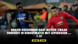 Odilon Kossounou gaat meteen zwaar onderuit in debuutmatch met Leverkusen ... 1-5!