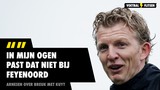 """Frank Arnesen geeft ware reden van breuk met Dirk Kuyt prijs: """"Past niet bij Feyenoord"""""""