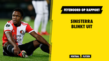 Feyenoord op Rapport: Sinisterra blinkt uit