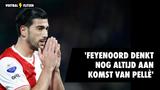 'Feyenoord denkt nog altijd aan komst Graziano Pellè'