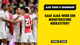 Voorbeschouwing Ajax-FC Groningen: vermoedelijke opstellingen, vorm en verwachtingen