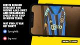 FOTO'S: Ajax speelt De Klassieker in dit nieuwe uitshirt #FEYAJA (UITGELEKTE BEELDEN)
