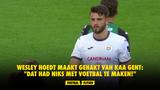 """Wesley Hoedt maakt gehakt van KAA Gent: """"Dat had niks met voetbal te maken!"""""""