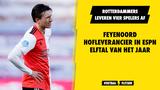 Feyenoord hofleverancier in ESPN Elftal van het Jaar