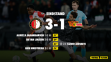 Feyenoord blijft koploper na overwinning op Union Berlin
