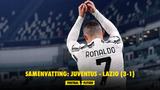Samenvatting: Juventus - Lazio (3-1)