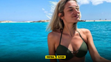 Jody Lemmens, vriendin van Dries Wouters (Schalke 04), schittert in prachtige bikini