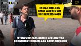 """Feyenoord-fans keuren doodsbedreigingen aan adres Berghuis af: """"Gaat veel te ver"""""""