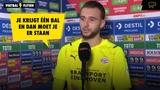 Schuldbewuste Joël Drommel trekt boetekleed aan na blunder tegen Willem II