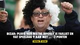Bizar: ploeg van Wayne Rooney is failliet en vat speeldag 9 aan met ... -2 punten