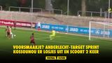 Voorsmaakje? Anderlecht-target sprint Kossounou er losjes uit en scoort 2 keer (VIDEO)