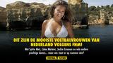 Dit zijn de mooiste voetbalvrouwen van Nederland