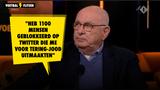 """Michael van Praag: """"Heb 1100 mensen geblokkeerd op twitter die me voor tering-jood uitmaakten"""""""