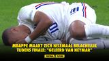 """Mbappe maakt zich helemaal belachelijk tijdens finale: """"Geleerd van Neymar"""""""