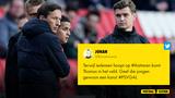 PSV-fans over niet inbrengen Ihattaren: 'Doodzonde..' #PSVGAL