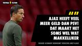 """Roger Schmidt benoemt belangrijkste verschil met Ajax: """"Zij hebben veel meer budget dan wij"""""""