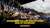 Jeugdproduct van Club Brugge verkast naar het buitenland!