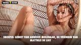 Hete plaatjes: AnneKee Molenaar, de vriendin van Matthijs de Ligt