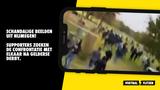 Vreselijke beelden uit Nijmegen: supporters zoeken de confrontatie