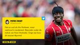 KIJKERS #PSVMID genieten zichtbaar van uitblinker Madueke: 'Wat een speler, wat een man'