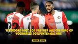 'Feyenoord maakt werk van doelpuntenmachine en doet bod van vier miljoen euro'