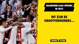 Salarissen Ajax-spelers in 2021: dit zijn de grootverdieners