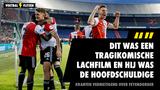 """Nederlandse media vernietigend over Feyenoorder na #feydri: """"Hij was de hoofdschuldige"""""""