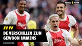 """Ultee realistisch na forse nederlaag: """"Ajax is wereldtop, verschillen zijn immens"""""""