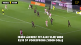 VIDEO GOAL: Ajax - FC Groningen 1-0 (Edson Álvarez)