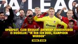 """Opgepast, Club Brugge! Antwerp-sterkhouder is duidelijk: """"Ik heb één doel, kampioen worden"""""""