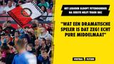 """Het Legioen sloopt Feyenoorder na eerste helft tegen RKC: """"Wat een waardeloze speler is dat!"""""""