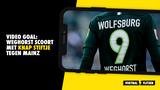 VIDEO GOAL: Weghorst scoort met knap stiftje tegen Mainz