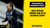 Opstellingen NEC Nijmegen en Vitesse: deze spelers treden aan in de Gelderse Derby