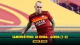 Samenvatting: AS Roma - Genoa (1-0)