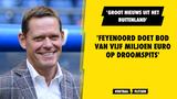 Groot nieuws uit het buitenland: 'Feyenoord doet bod van vijf miljoen euro op droomspits'