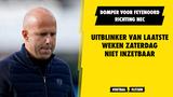 Domper voor Feyenoord richting NEC: Uitblinker van laatste weken niet inzetbaar