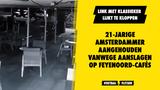 21-jarige Amsterdammer aangehouden vanwege aanslagen op Feyenoord-cafés